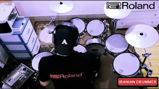 G Unit -  Poppin Them Thangs Drum cover by Nariman