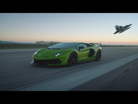 Aventador SVJ: shaping the future