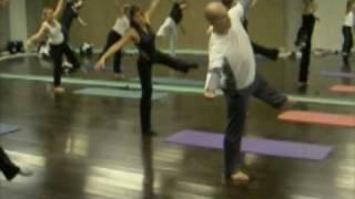 Paula Pantano con Michael King Istanbul 2007 Pilates Coreografia