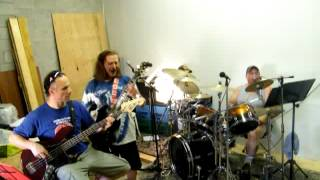 Swamp Donkey covers Big Balls by AC/DC - July 7th '12