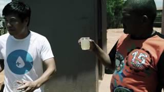 Juliano Son mostra qualidade da água no sertão | Projeto Mais Água