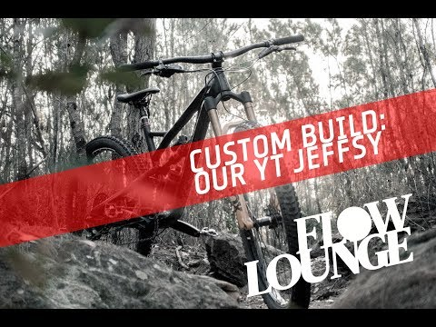YT Jeffsy CF 29 Custom Build - Flow Mountain Bike