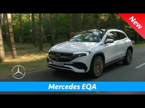 Mercedes-Benz EQA Full Edition