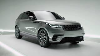 Range Rover Velar – Inspired By Velar – Kvadrat