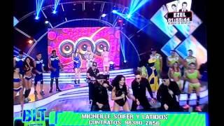 Así Lati 2 RD Ft Michelle Soifer hizo gozar a todos en Bienvenida la Tarde