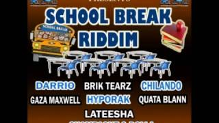 School Break Riddim - [Instrumental] (November 2012)