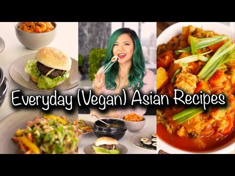 Everyday Asian Recipes EBOOK out now! (get 30% OFF for launch!)