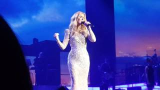 Celine Dion   Las Vegas 21'st April 2017 It's All Coming Back To Me Now