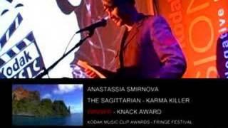 "2007 KODAK MUSIC CLIP AWARDS ""Knack Awards Winner"""