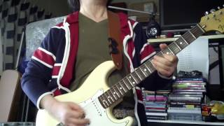 【now practicing guitar】Child In Time MADE IN JAPAN ver. Guitar Solo part