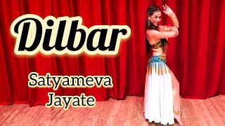 Dilbar | Satyameva Jayate | Nora Fatehi | John Abraham | Choreography Sumit Parihar ( Badshah ) width=