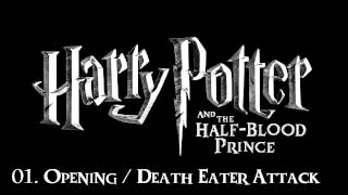 Harry Potter & The Half-Blood Prince Recording Sessions - 01. Opening & Death Eater Attack