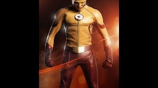 Kid Flash amv Superhero
