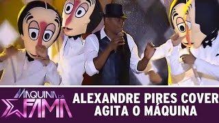 Máquina da Fama (04/05/15) - Alexandre Pires cover agita o Máquina