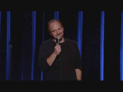 Louis CK steals scales for pot