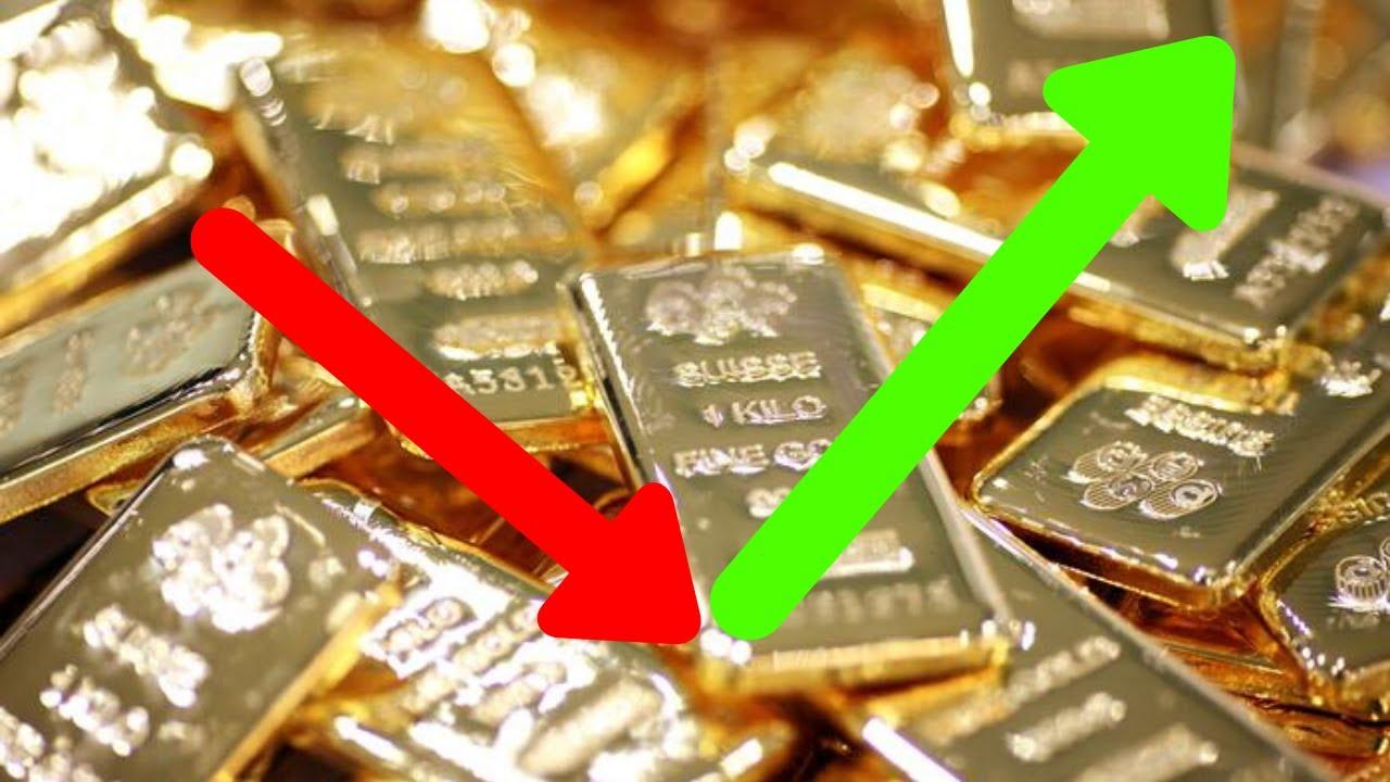 Previsione sul GOLD: nuovi ribassi prima della ripartenza?