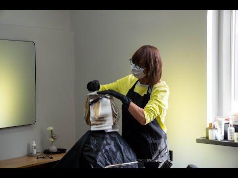 Coronaupdate #13 - Mit Maske zum Friseur