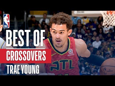 Trae Young's Best Crossovers | 2018-2019 NBA Season