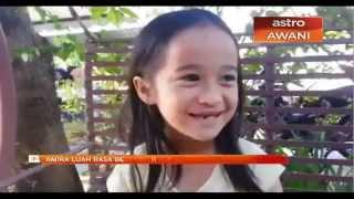 Amira luah rasa berterima kasih kepada rakyat Malaysia