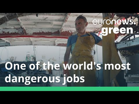 A day in the life of a fisherman: Why it's one of the world's most dangerous jobs