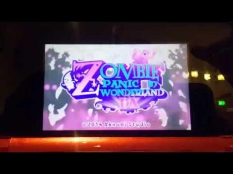 Indie's portátiles: Zombie Panic in Wonderland (Akaoni Studios) 3DS
