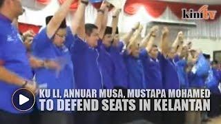 Ku Li to defend Gua Musang seat