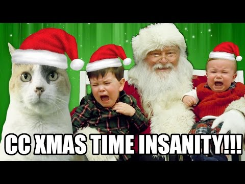 CC CHRISTMAS TIME INSANITY!