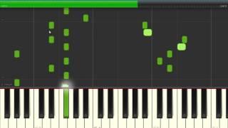 Alok, Bruno Martini feat. Zeeba - Hear Me Now (piano tutorial + sheets)
