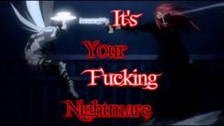 D.Gray-Man Nightmare