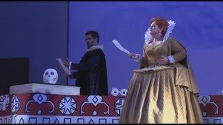 Gloriana: Susan Bullock on playing Queen Elizabeth I (The Royal Opera)