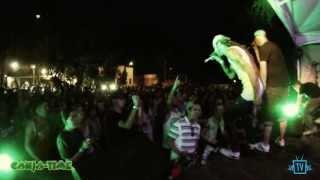 Daddy Cobra & Fyahbwoy - Alianza no trata - Ganja Time 2013