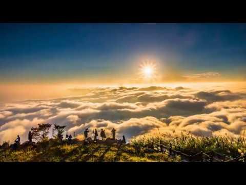 阿里山隙頂夕陽雲海 1051208 縮時攝影 拍攝: 悟空大師(莊家和) - YouTube