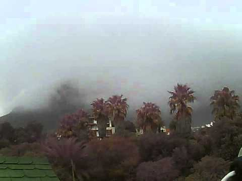 Timelapse Video – Table Mountain – 30/05/2011
