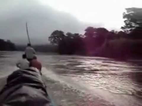 Raudales Rio Coco Nicaragua en la visita a Kipla Side
