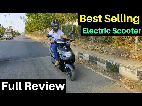 Best Selling Electric Scooter of Benling India - Falcon Review