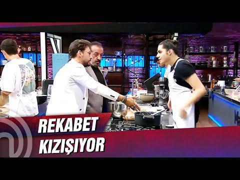 MasterChef'te Gecenin İlk Oyunu | MasterChef Türkiye 28. Bölüm