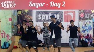 13.13 Crew - Sagar Bora  - Day 2 - Urban Dance Weekend ||