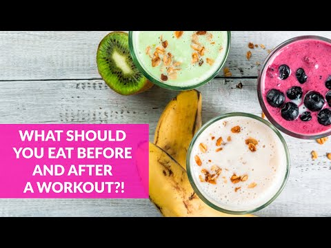 Should I Eat Before Or After A Workout