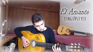 El Amante - Nicky Jam - Cover Guitarra
