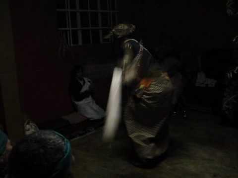 Sacred Sangoma Dance