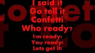 Flo Rida - Club can't handle me (lyrics)