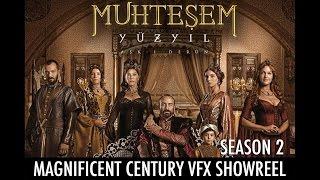 Magnificent Century VFX Breakdown | Muhteşem Yüzyıl 2.Sezon Görsel Efektleri | Hareem Sultan