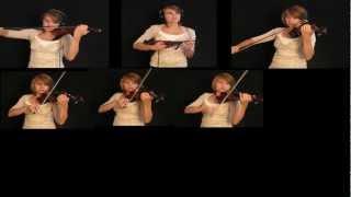 Requiem for a Dream Theme (Lux Aeterna) Violins Cover - Taylor Davis