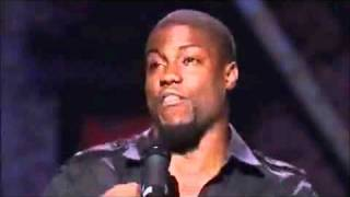 Kevin Hart afraid of ostriches