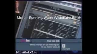 Motu - Running Water (Visionaire remix) - short