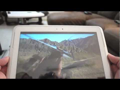 Samsung Galaxy Note 10.1 Hands-on P1: Unboxing  | اسأل مجرب