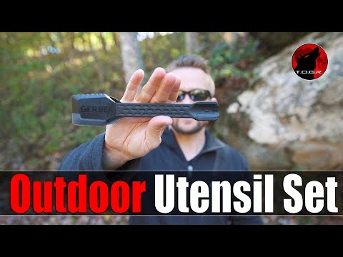 Gerber ComplEAT Utensil Set Review