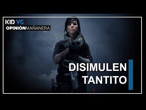 Activision se copia una modelo para Call of Duty   04/02/2021