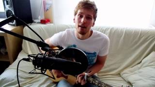 Coldplay - Talk (acoustic live cover)
