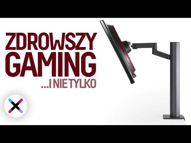 ERGONOMICZNY GAMING? 😎 | Test, recenzja LG 27GN880-B Ergo z panelem nano-IPS